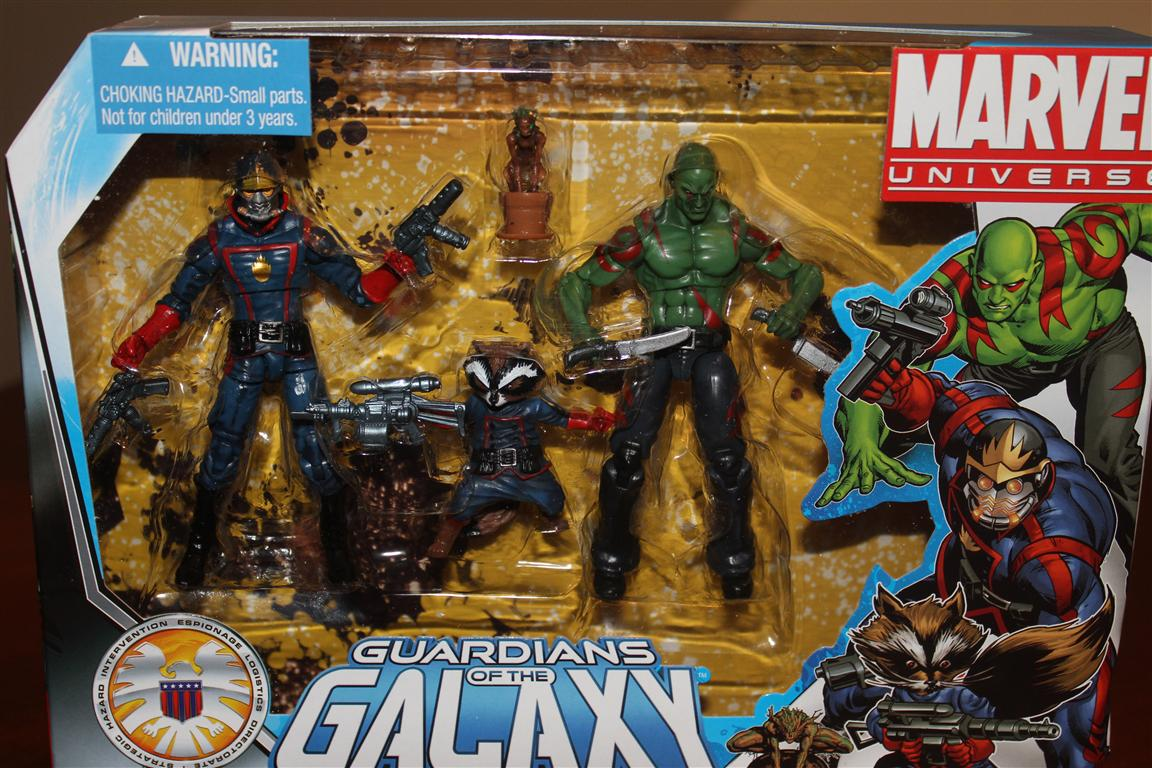 Guardians of The Galaxy Team Pack Review