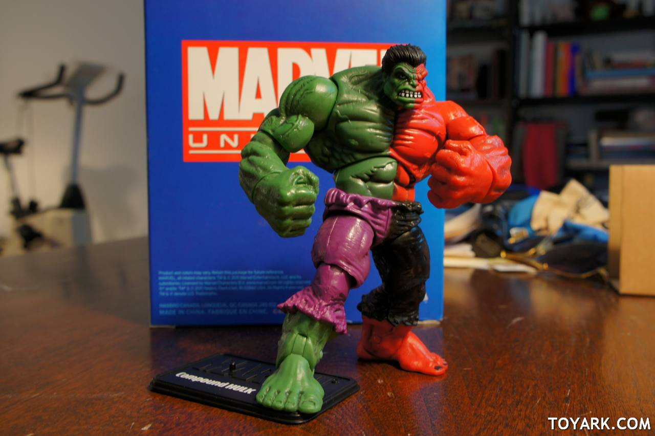 NYCC 2011 Hasbro Exclusive Compound Hulk Giveaway Winner
