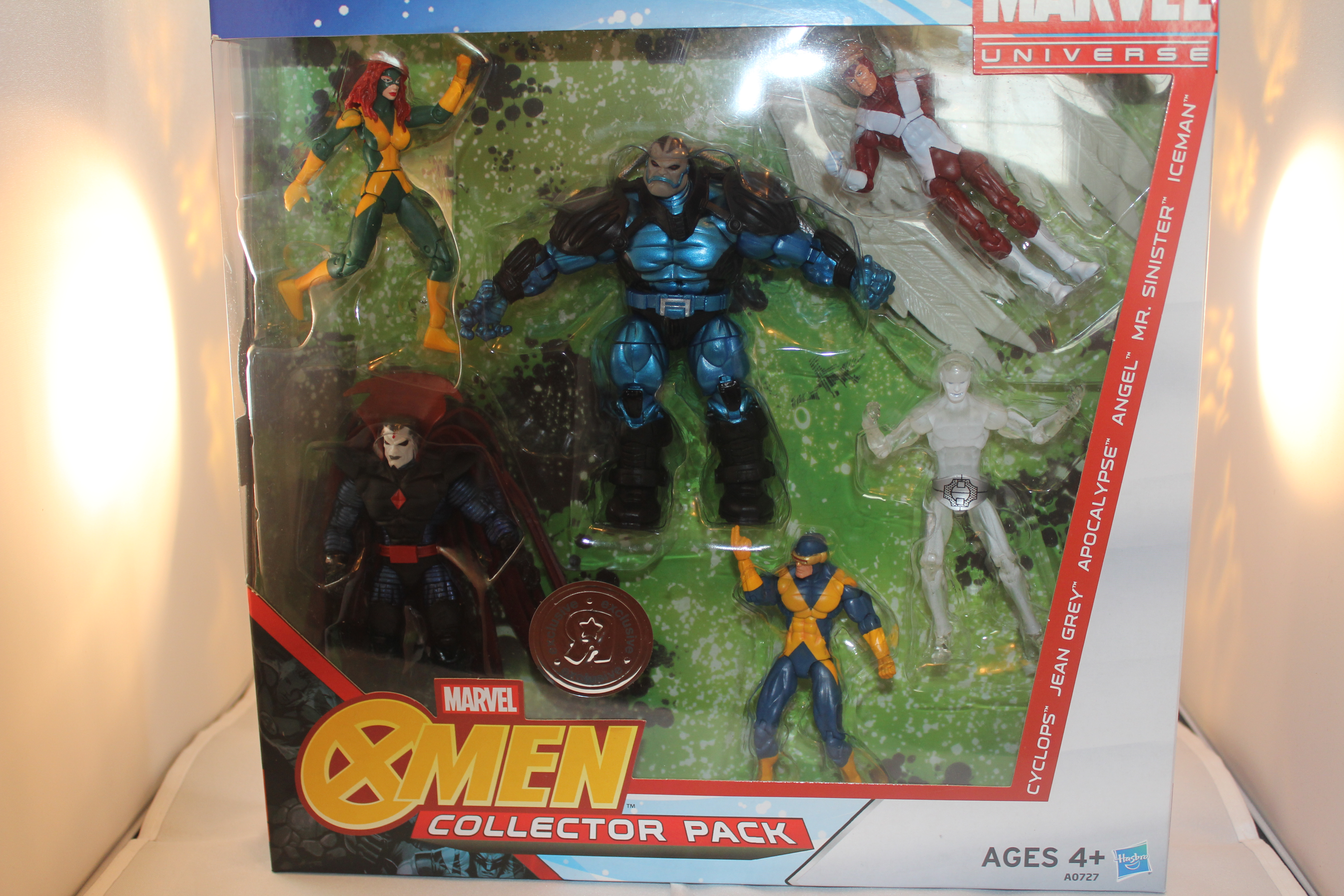 SDCC 2012 Exclusive X-Factor Marvel Universe Team Pack