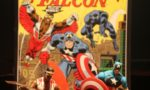 Marvel Universe  Captain America and Falcon Greatest Battles 2-Pack Things have been slow.  Really just Old Man Logan since late summer, and that ended up being a non-starter but for a...