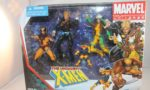 The Uncanny X-Men team pack features a good mix of classic X-Men and finally brings a long time favorite (Rogue) to the 3 and ¾ scale. The Good Wolverine –...