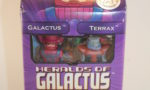 Minimates Toys R Us Heralds Of Galactus Box Set Sometimes you feel like the universe is listening to you.  Other times you don't.  I can't really explain how long I've...