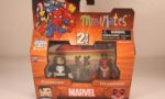 "Minimates Best Of Wave 2 – Deadpool and Punisher I think it's been said out loud at one point or another ""If you don't like Deadpool you have no soul"".  I..."