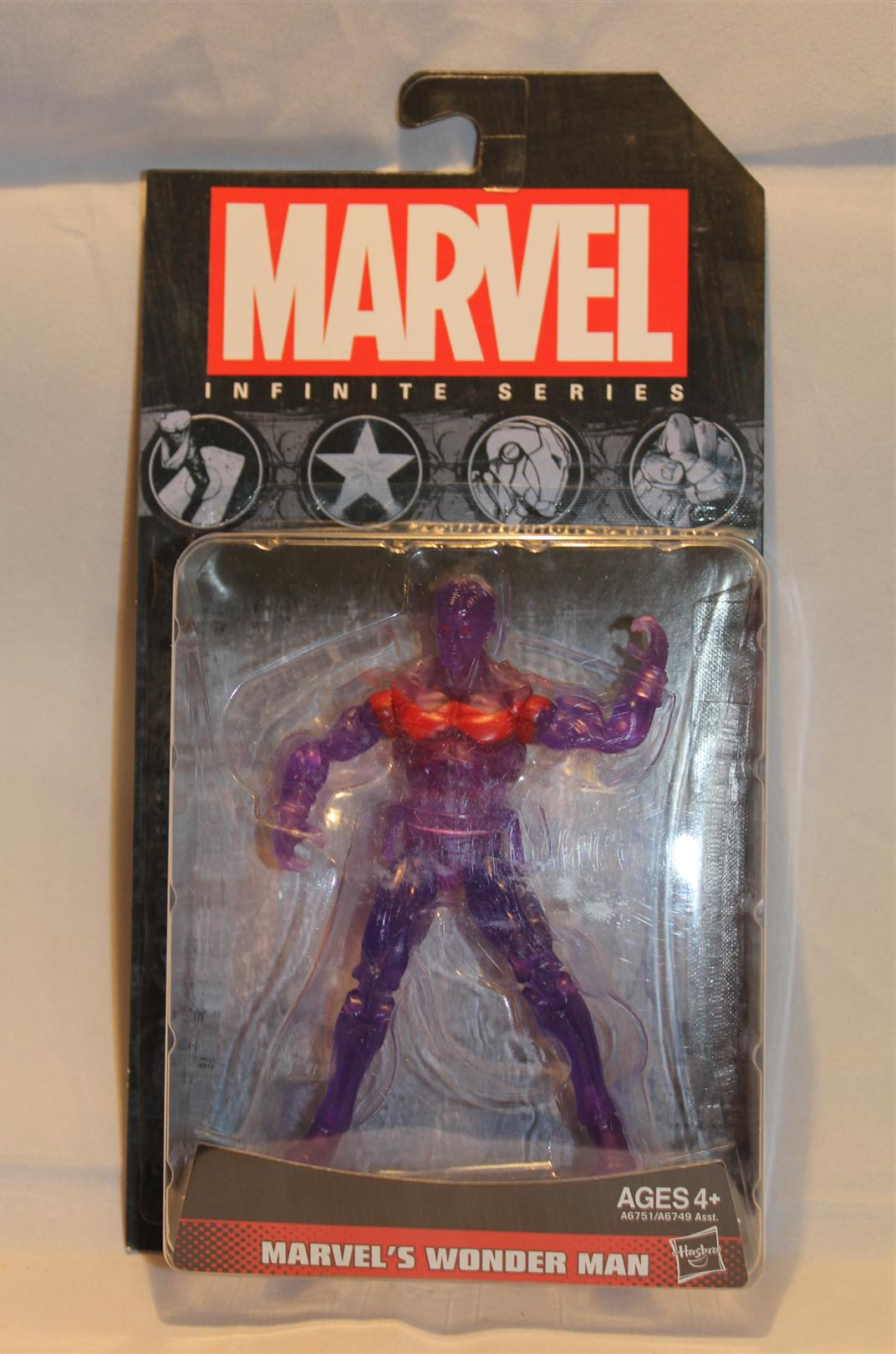 Marvel Infinite Wave 4 Wonder Man Review