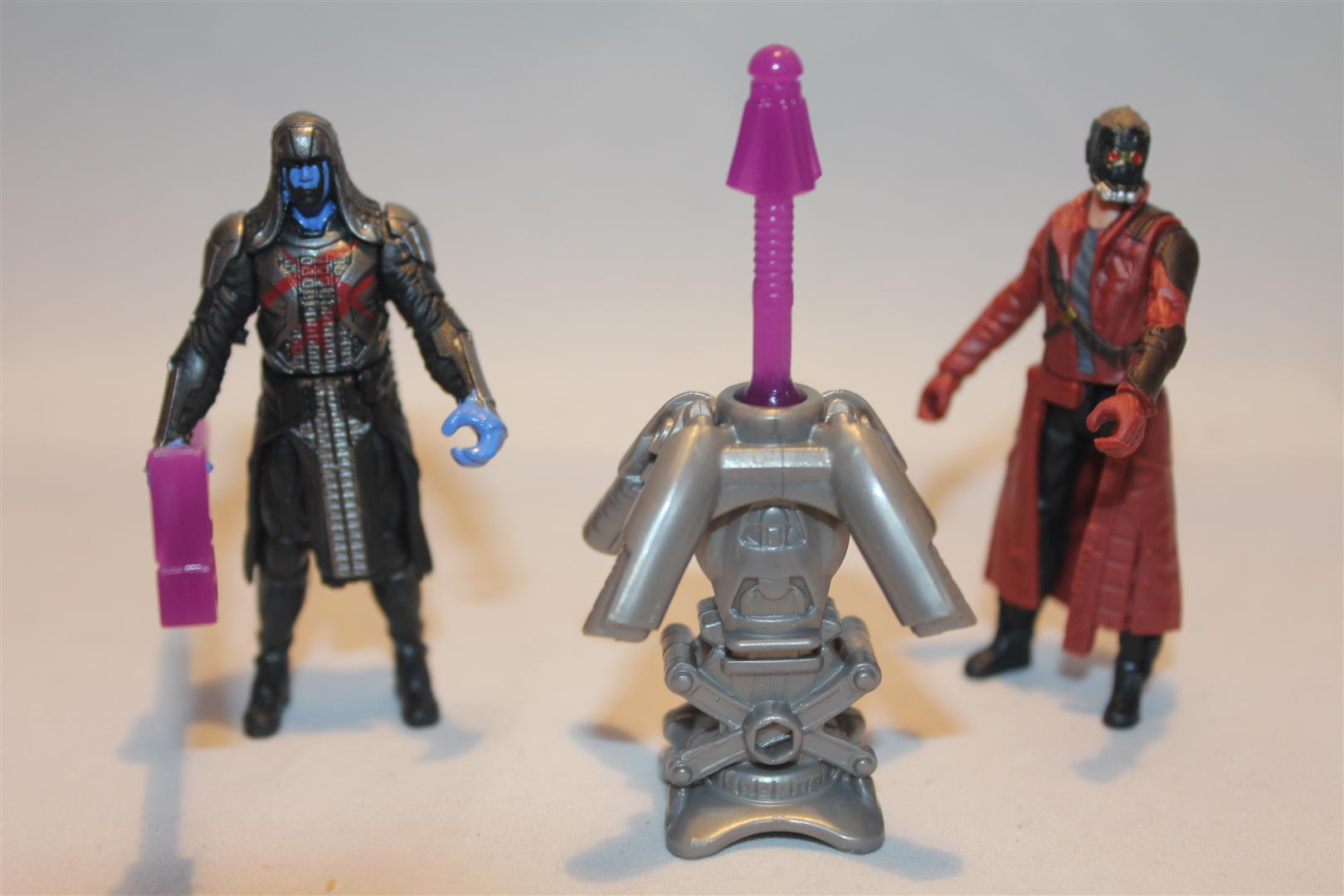 Guardians Of The Galaxy – Ronan and Star Lord