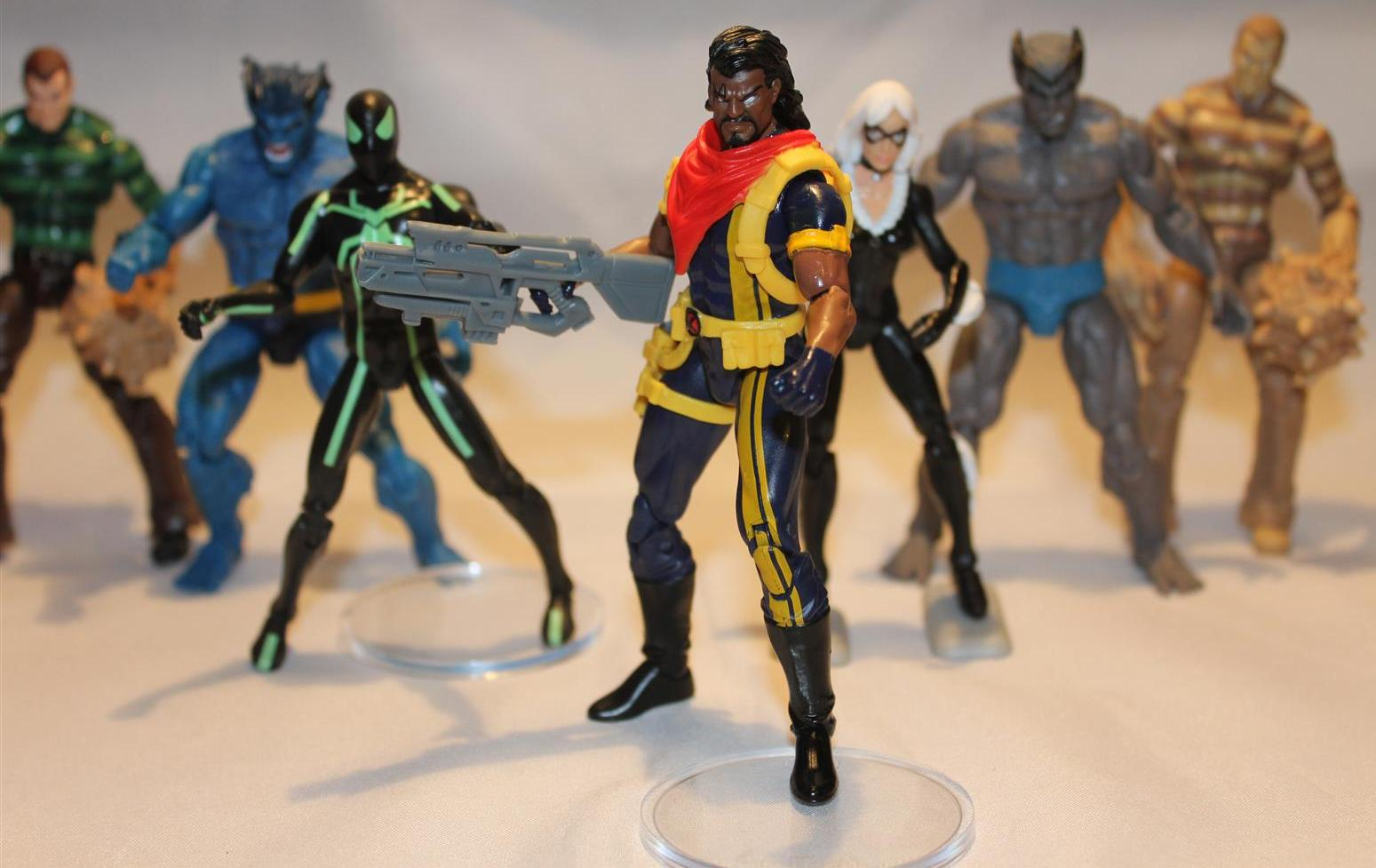 Marvel Infinite 2015 Wave 1 Review