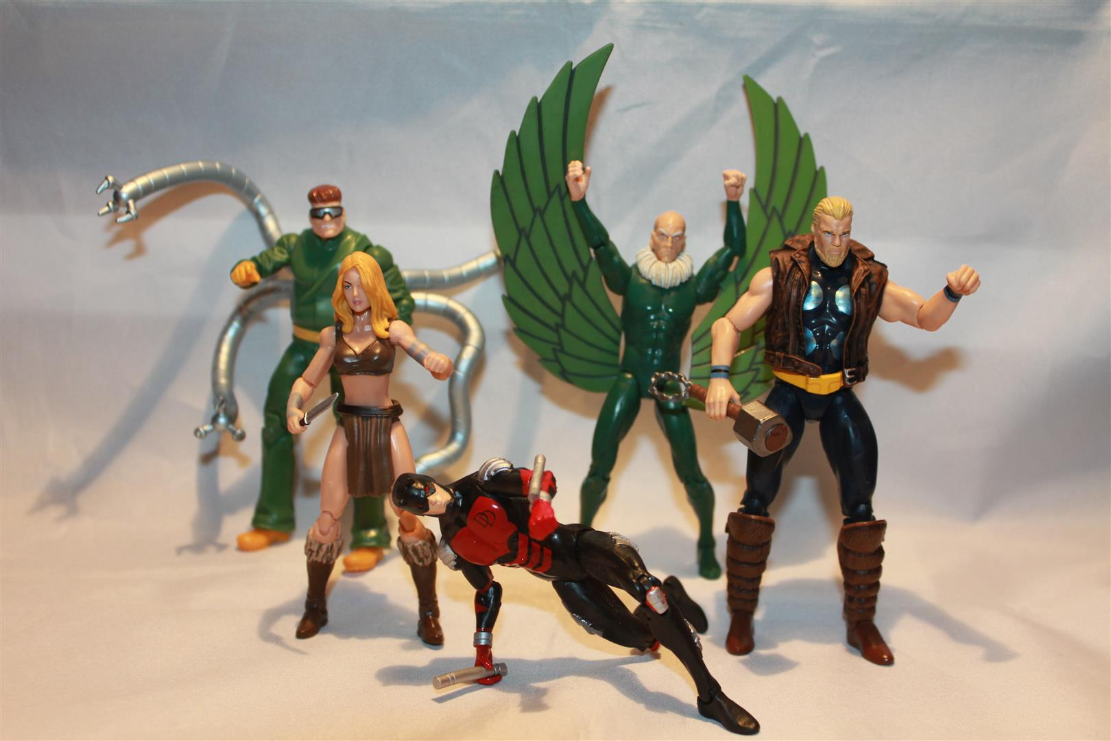Marvel Infinite 2015 Wave 2 Review