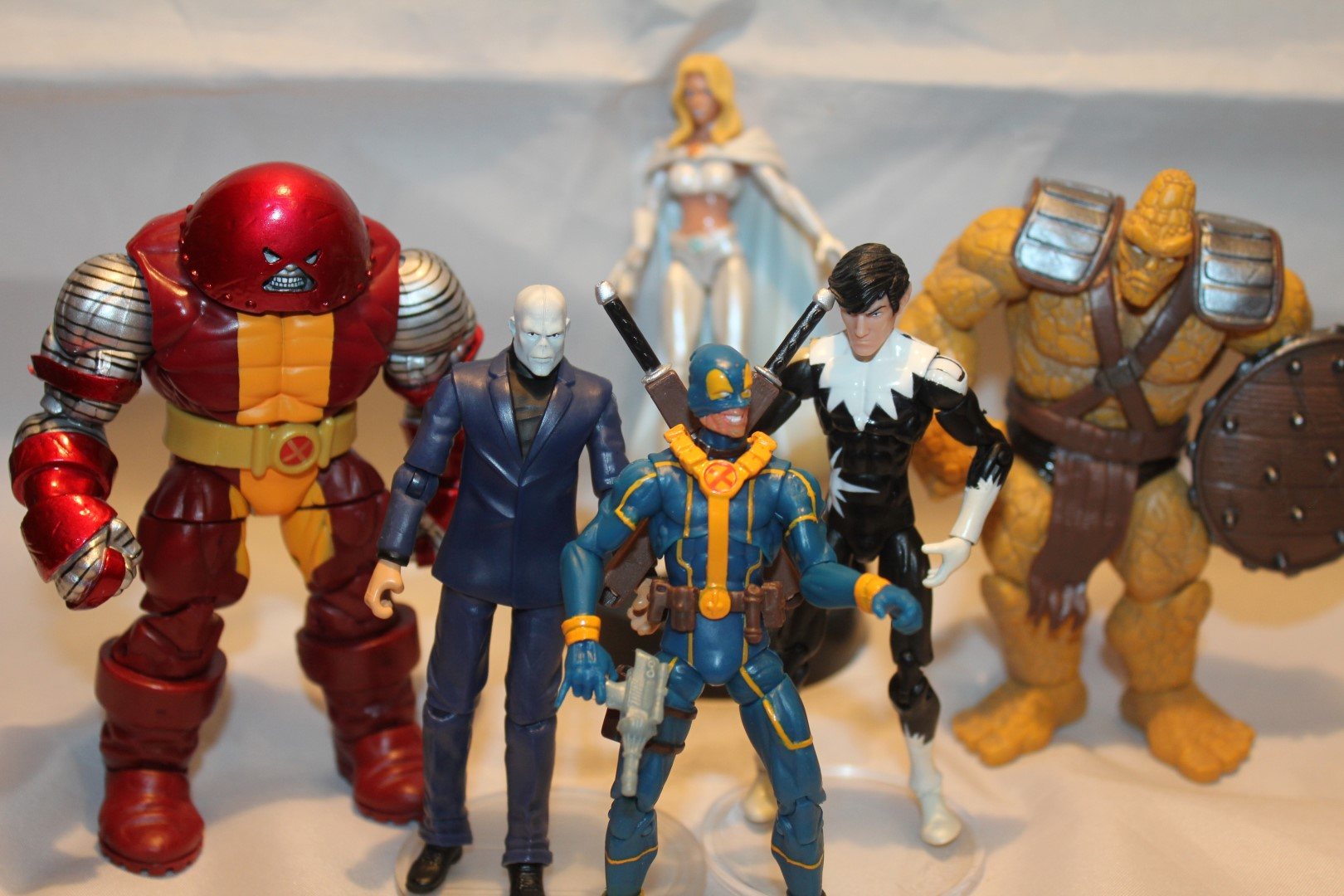 Marvel Infinite 2015 Wave 3 Review