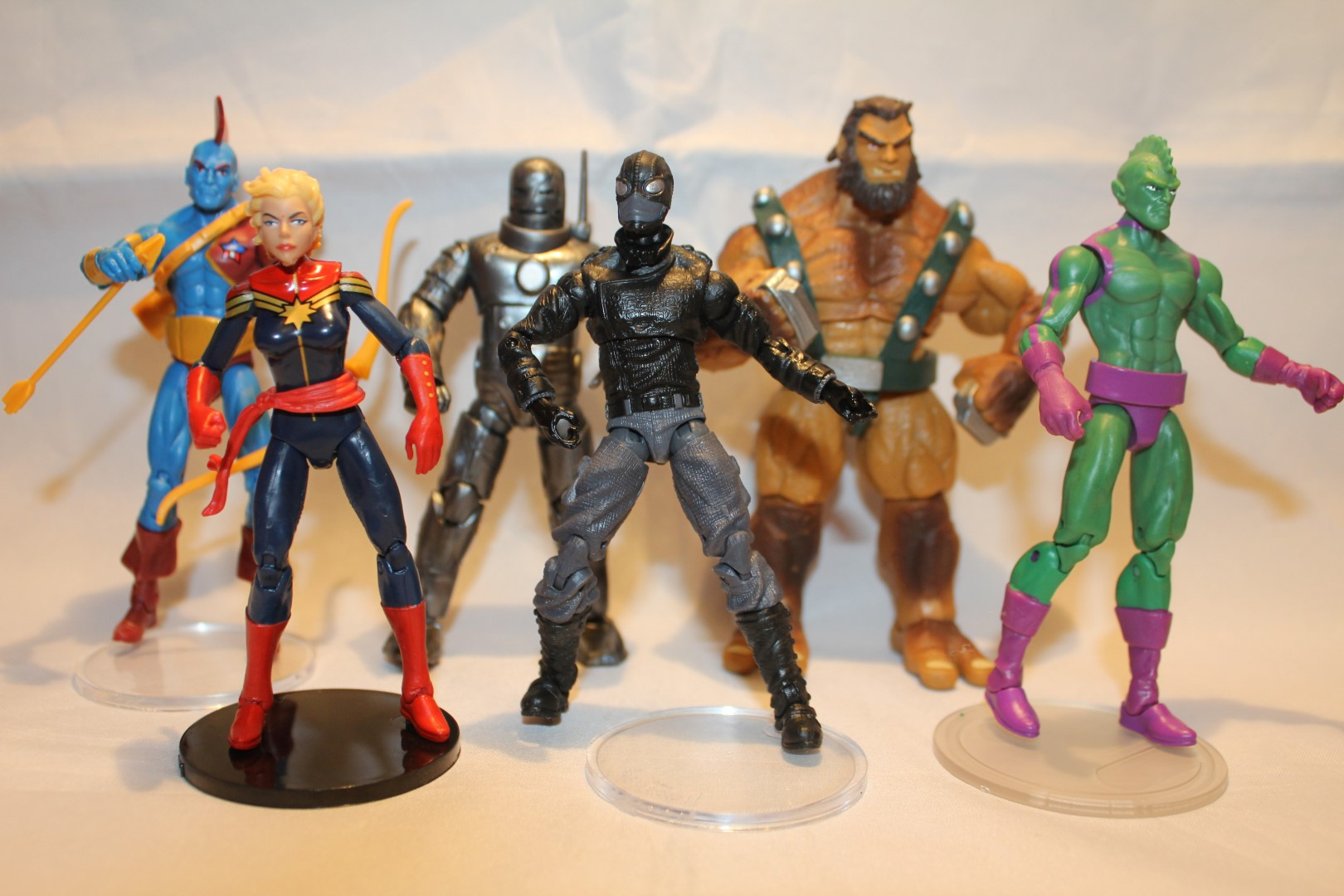 Marvel Legends 2016 Wave 1 Review