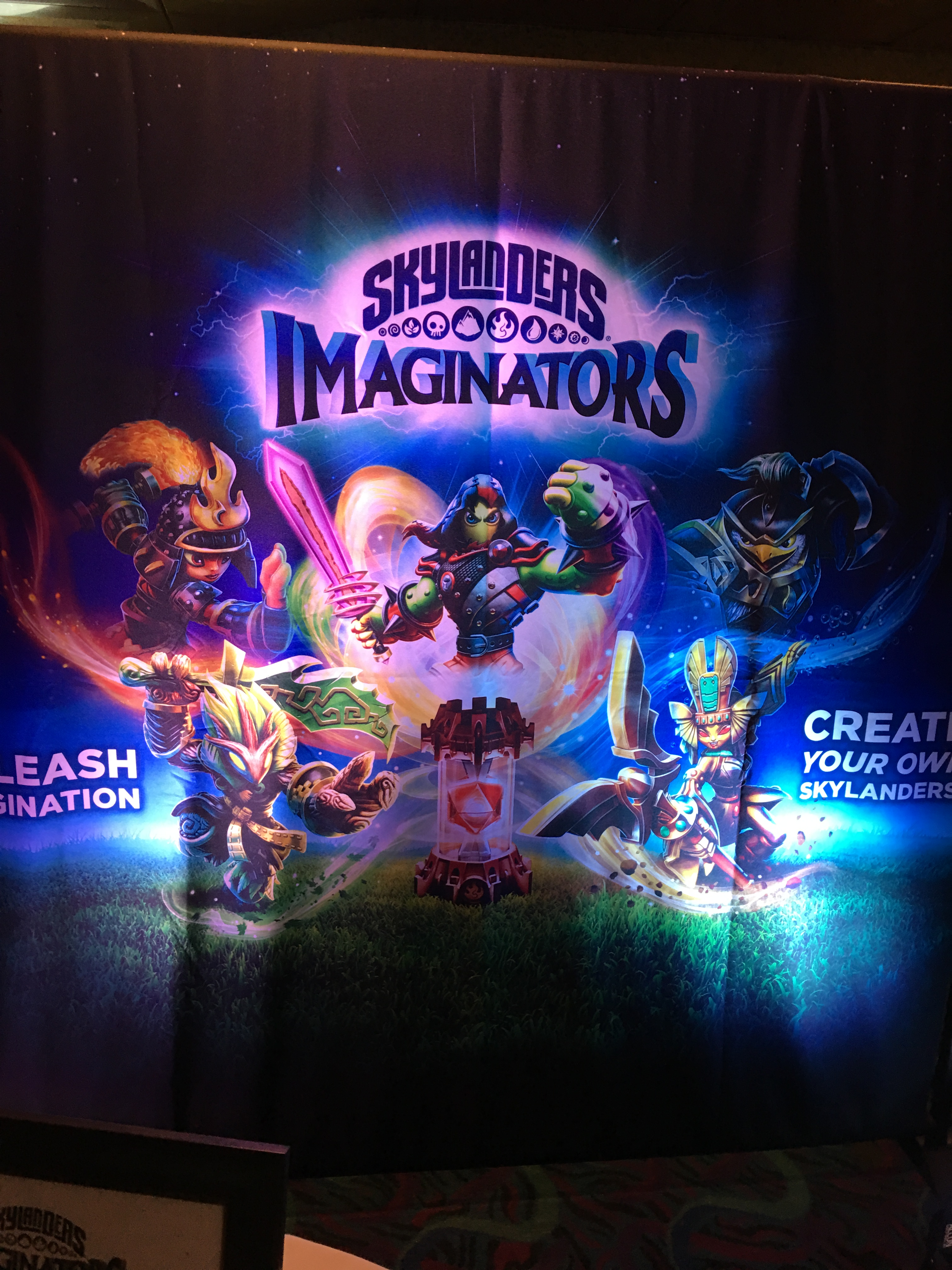 Sweet Suite 2016 – Skylanders Imaginators