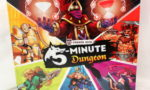 5-Minute Dungeon In the litlgeeks and MUReview household, we love comics, entertainment, pop culture, but we were born and raised on games. We started with table top, love our video […]
