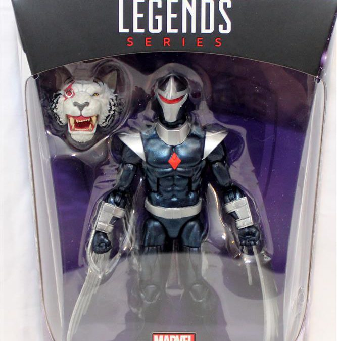 Marvel Legends 2017 Guardians of the Galaxy Wave 1: Darkhawk