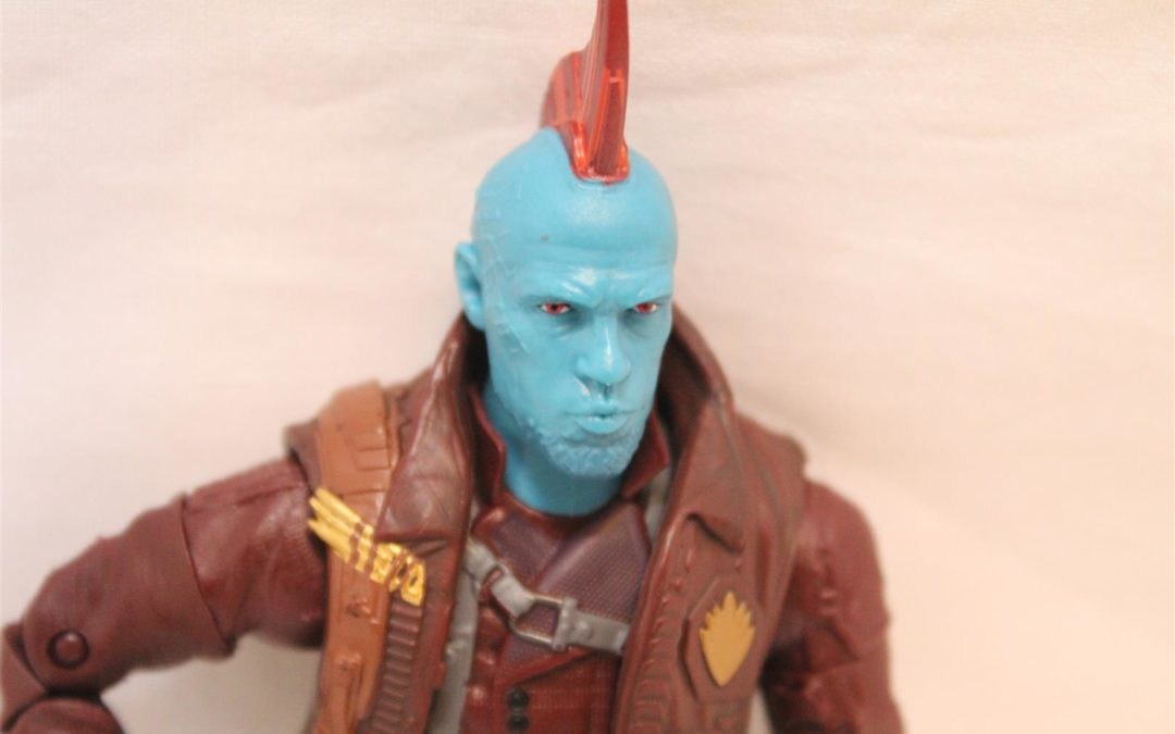 Marvel Legends 2017 Guardians of the Galaxy Wave 1: Yondu