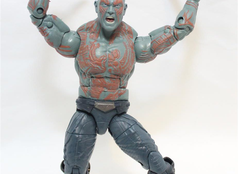 Marvel Legends 2017 Guardians of the Galaxy Wave 1: Drax