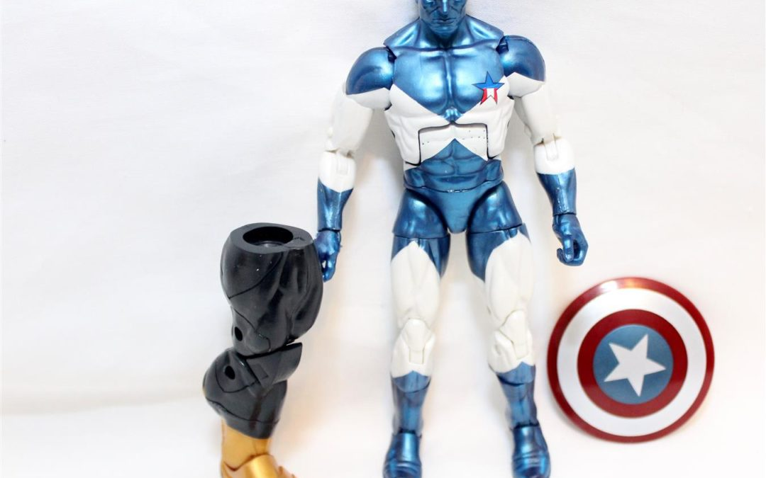 Marvel Legends 2017 Guardians of the Galaxy Wave 1: Vance Astro
