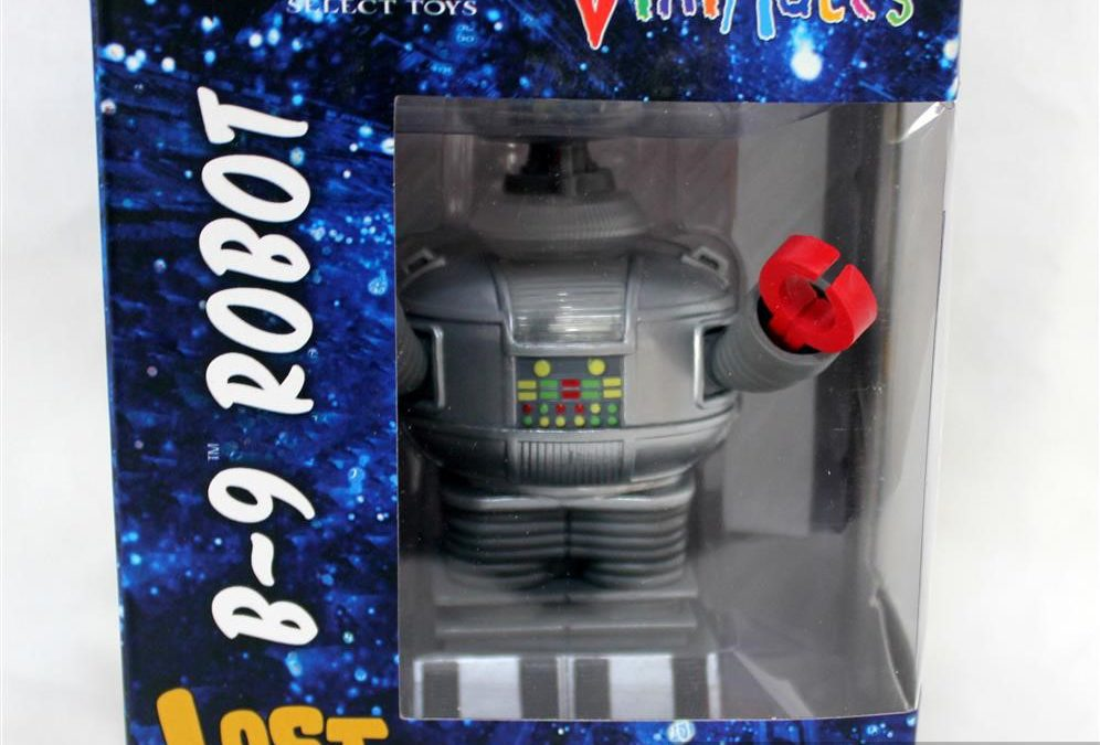 Vinimates: Lost In Space B-9 Robot