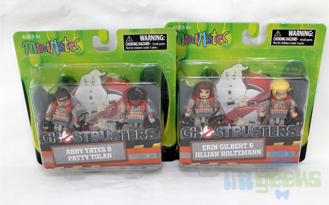 Magic Box: Ghostbusters Minimates