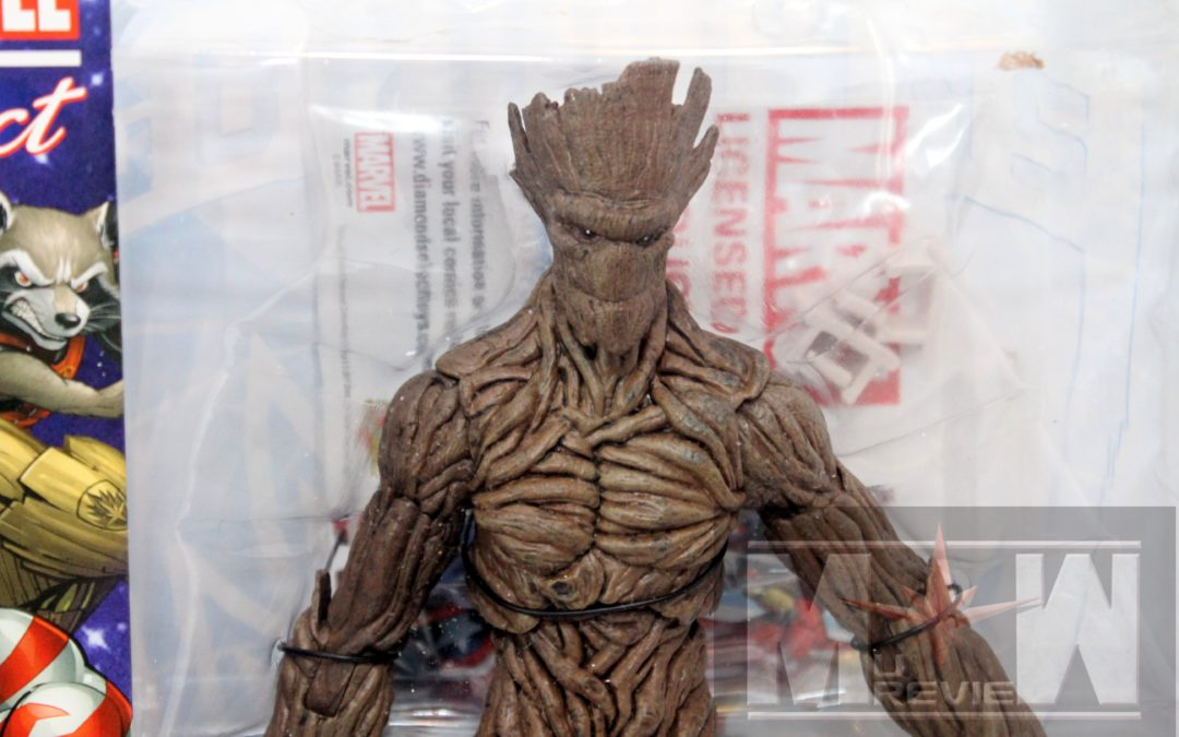 Marvel Select Groot
