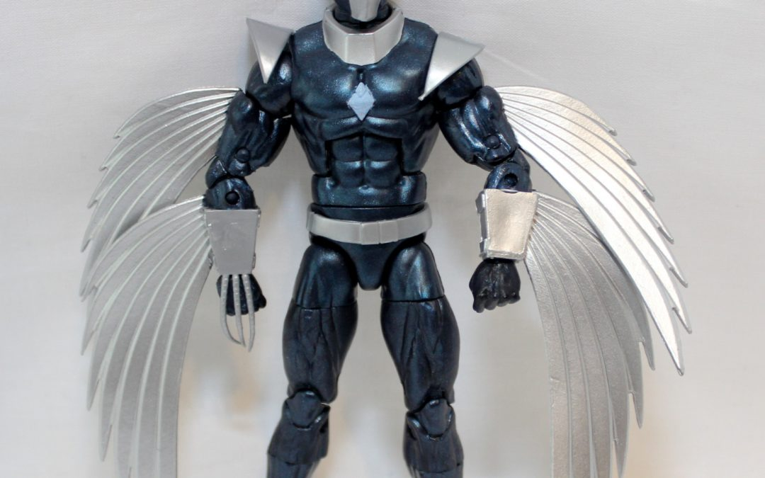Marvel Legends 2017 Custom Talon