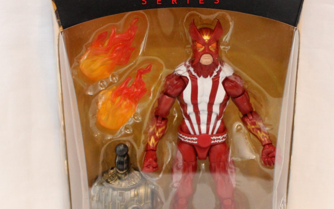 Legends of the Spring – Marvel Legends 2017 X-Men Wave 1: Sunfire