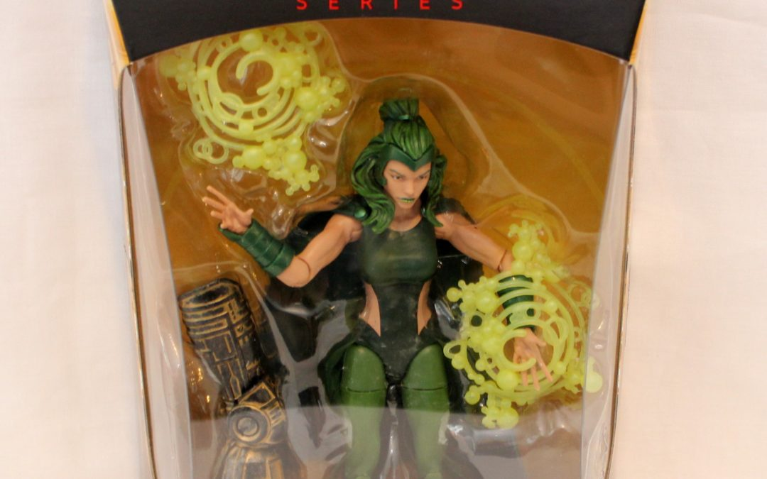 Legends of the Spring – Marvel Legends 2017 X-Men Wave 1: Polaris