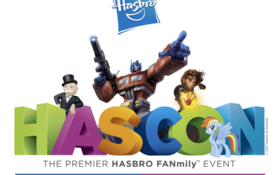 HASBRO OPENS TICKET SALES FOR FIRST-EVER HASCON FANMILY™ EVENT