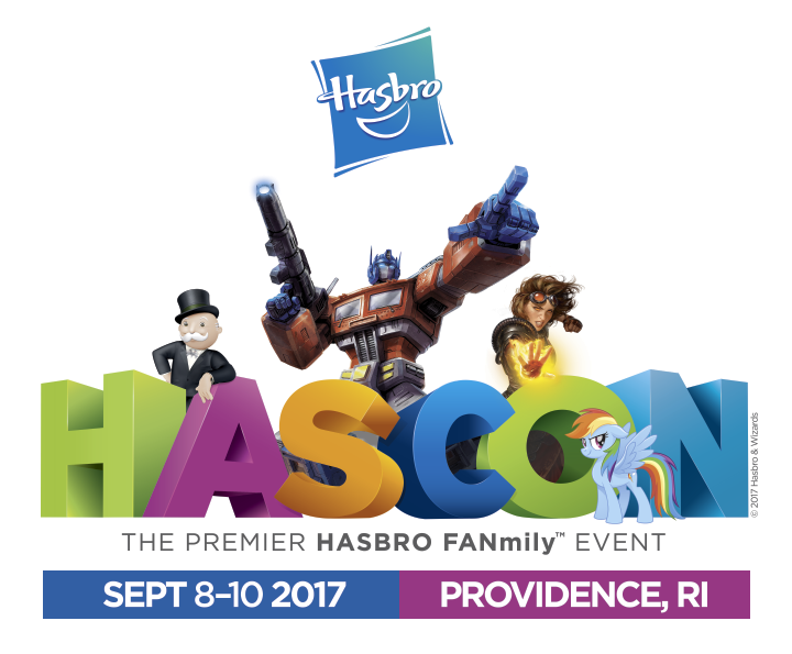HASBRO UNVEILS FULL ENTERTAINMENT PROGRAM FOR FIRST-EVER HASCON
