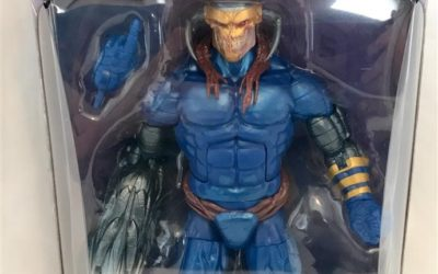 May is for Marvel – Marvel Legends Guardians of the Galaxy Wave 2 2017 – Death's Head II