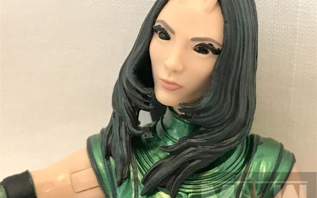 May is for Marvel – Marvel Legends Guardians of the Galaxy Wave 2 2017 – Mantis (BAF)