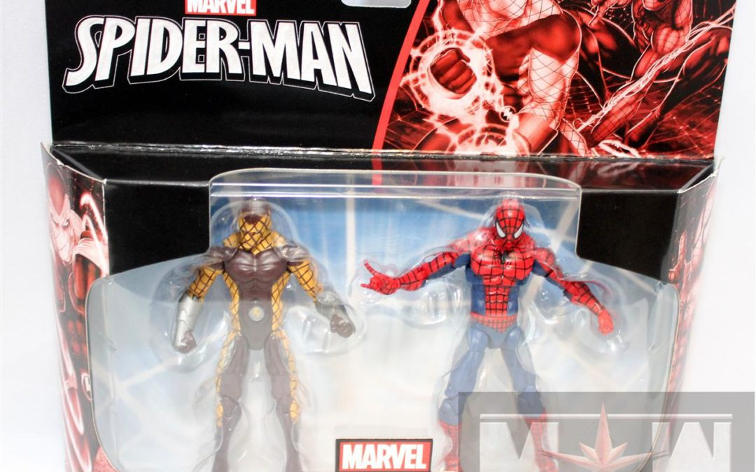 Marvel's Shocker and Spider-Man 3.75 2-Pack