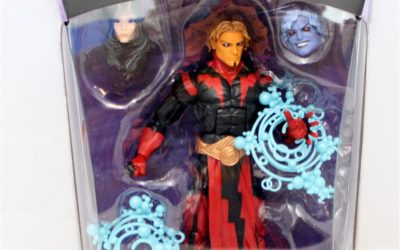 May Is For Marvel – Marvel Legends Guardians of the Galaxy Wave 2 2017 – Adam Warlock