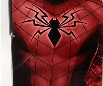 Red pegs throughout itu0027d be cool to see the pegs painted one color on one side and another on the other to match the costume. & May Is For Marvel u2013 Toys R Us Exclusive Marvel Legends Spider-Man ...