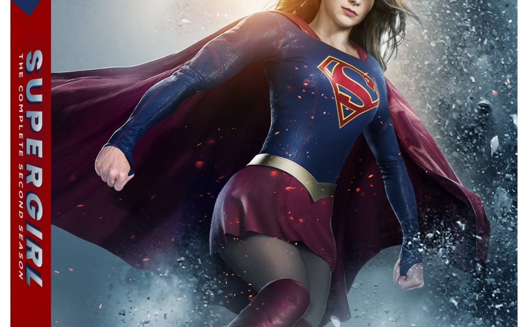 SUPERGIRL: THE COMPLETE SECOND SEASONON BLU-RAY AND DVD ON AUGUST 22, 2017
