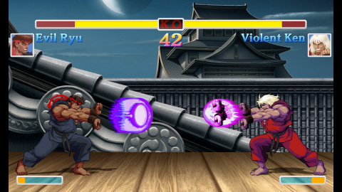 Ultra Street Fighter II: The Final Challengers is now available for Nintendo Switch