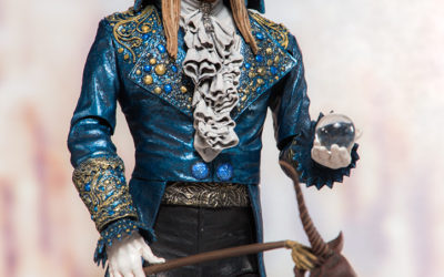 THE JIM HENSON COMPANY TAPS MCFARLANE TOYS TO PRODUCE FIGURESFROM CLASSIC FILMS LABYRINTH AND THE DARK CRYSTAL