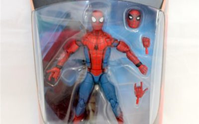 Legends Come Home – Legends Spider-Man Wave 2 2017 – Homecoming Spider-Man