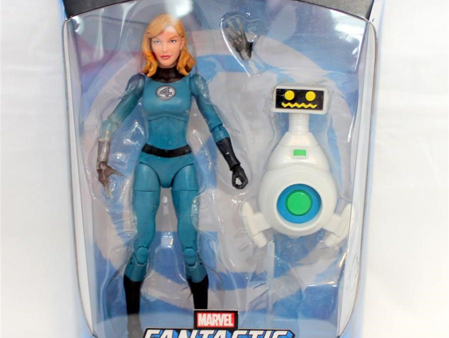 Legends Come Home – Marvel Legends Walgreens Exclusive Invisible Woman