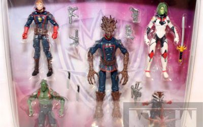 Legends Come Home – Toys R Us Exclusive Marvel Legends 3.75″ Guardians of the Galaxy Box Set