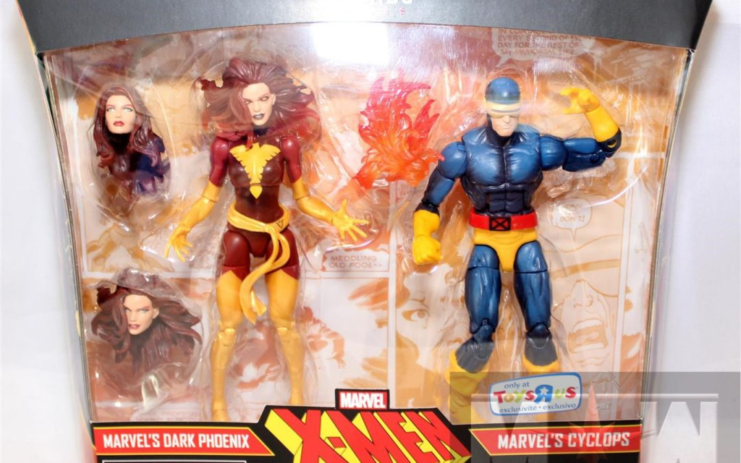 Legends Come Home – Marvel Legends Toys R Us Exclusive Dark Phoenix and Cyclops 2-Pack