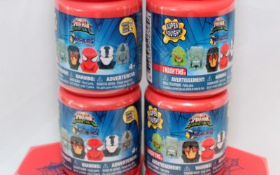 Magic Box: Spider-Man Sinister Six Mash'Ems and Blast'Ems