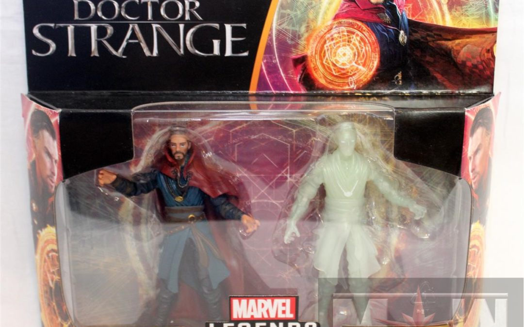 Marvel Legends Doctor Strange and Astral Doctor Strange 2-Pack