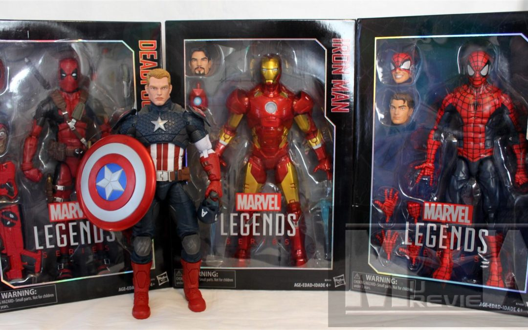 Marvel Legends 12-Inch Group Shots