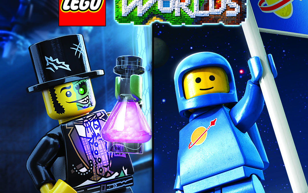 "LEGO Worlds Announces Second DLC Pack – ""Monsters"""