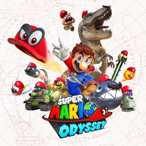 Nintendo BringsSuper Mario Odyssey, Other Anticipated Games To PAX West