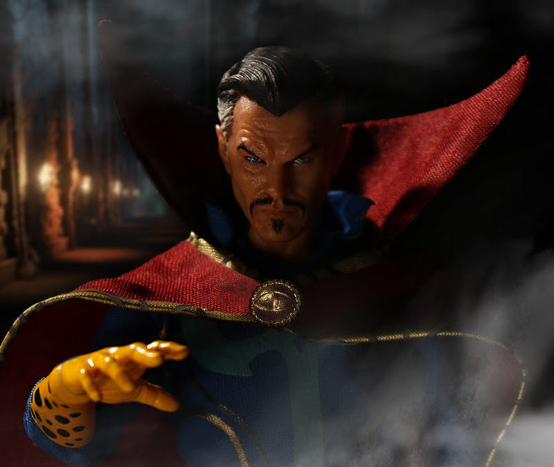Enter the Mirror Dimension – One:12 Dr. Strange Pre-Order and More