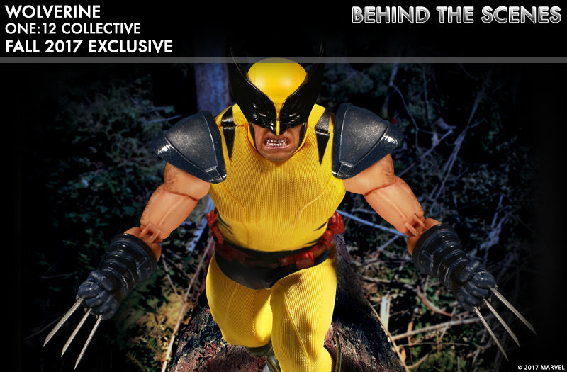 First Look at Our Yellow/Blue Wolverine – Labor Day Weekend Double Reward Points