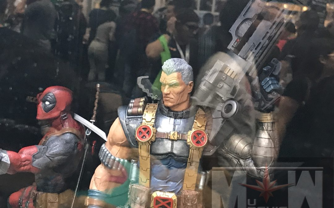NYCC 2017: Day 2 Diamond Select Toys Booth Updates