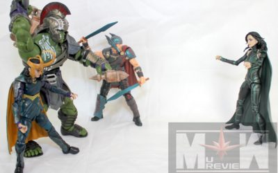 Marvel Legends Marvel Thor Ragnarok 2017 Wave: Group Shots