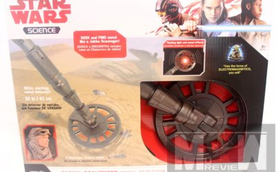 Magic Box: Uncle Milton Star Wars Science Jakku Scavenger Metal Detector