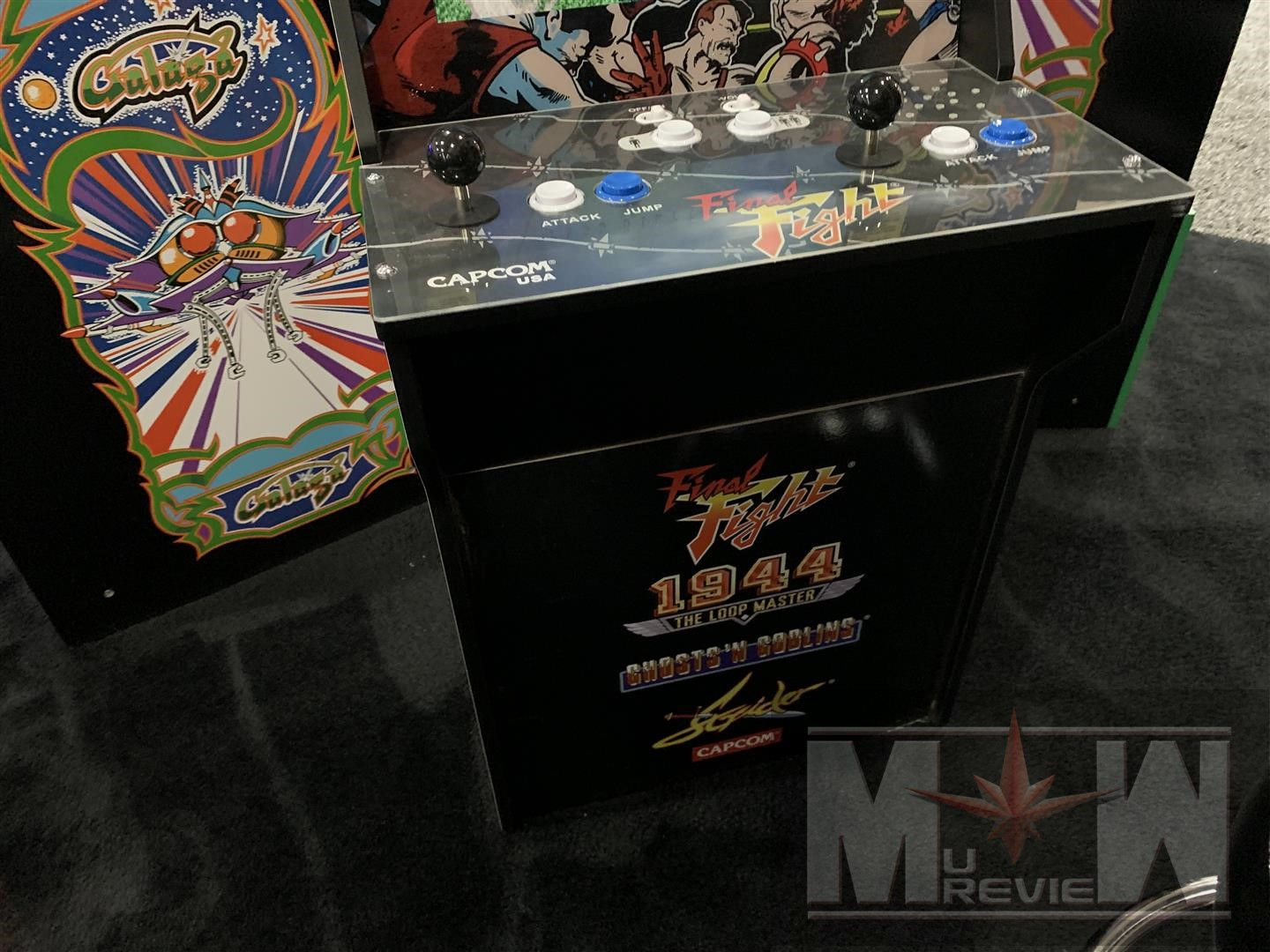 Toy Fair 2019: Arcade1Up | MUReview